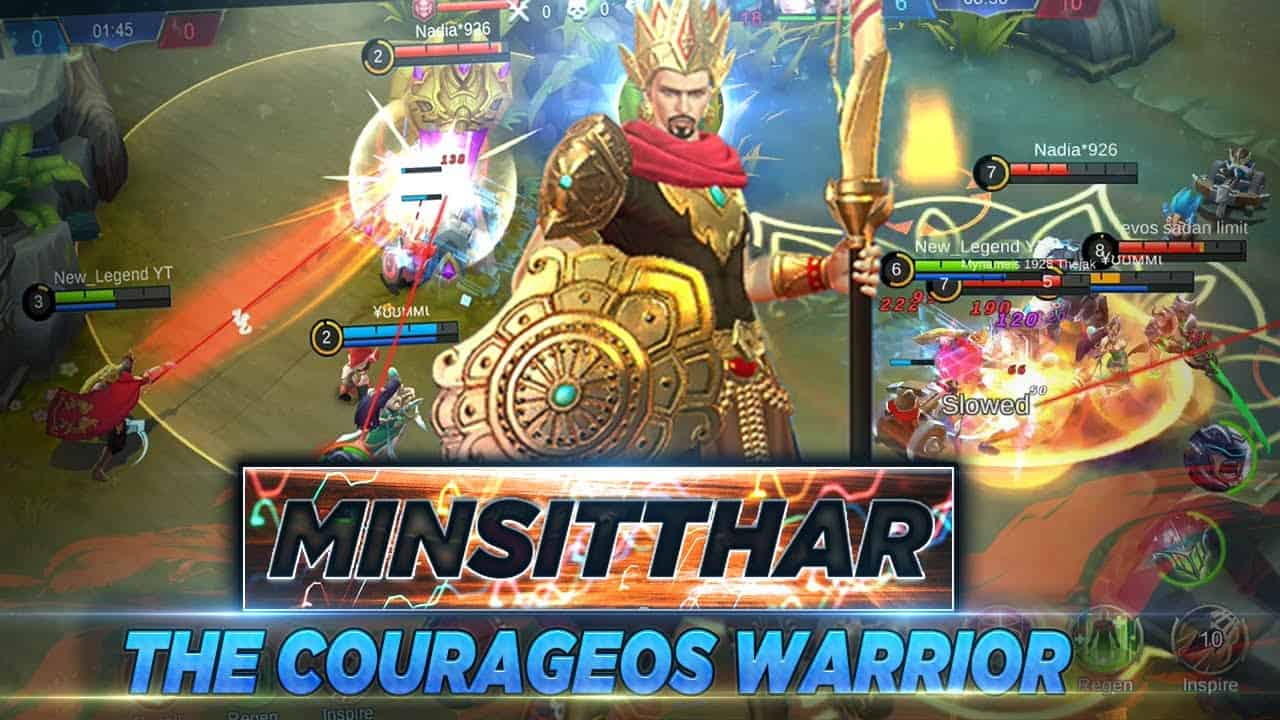 Mobile Legends New Hero Minsitthar 1 3 24 Patch Notes All
