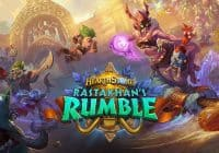 Hearthstone – Rastakhan's Rumble is LIVE NOW !