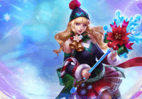 Mobile Legends – 1.3.34 Patch Notes | CHRISTMAS EVENT !