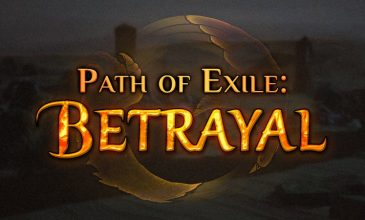 Path of Exile – Betrayal 3.5.3 Patch Notes   HALL OF GRANDMASTERS