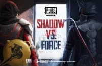 PUBG MOBILE – 0.10.5 Patch Notes | SHADOW vs. FORCE