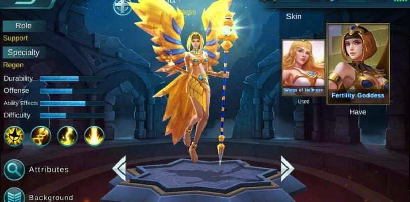 Mobile Legends – 1.3.58 Patch Notes | RAFAEL REVAMPED