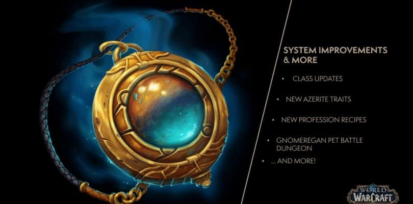 World of Warcraft – TIDES OF VENGEANCE Patch Notes