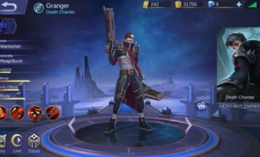 Mobile Legends – 1.3.62 Patch Notes   NEW HERO GRANGER